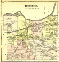 Brutus Township, Weedsport,Cayuga Co., NY 1875
