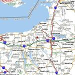 Cayuga Co NY Mapquest of 2002