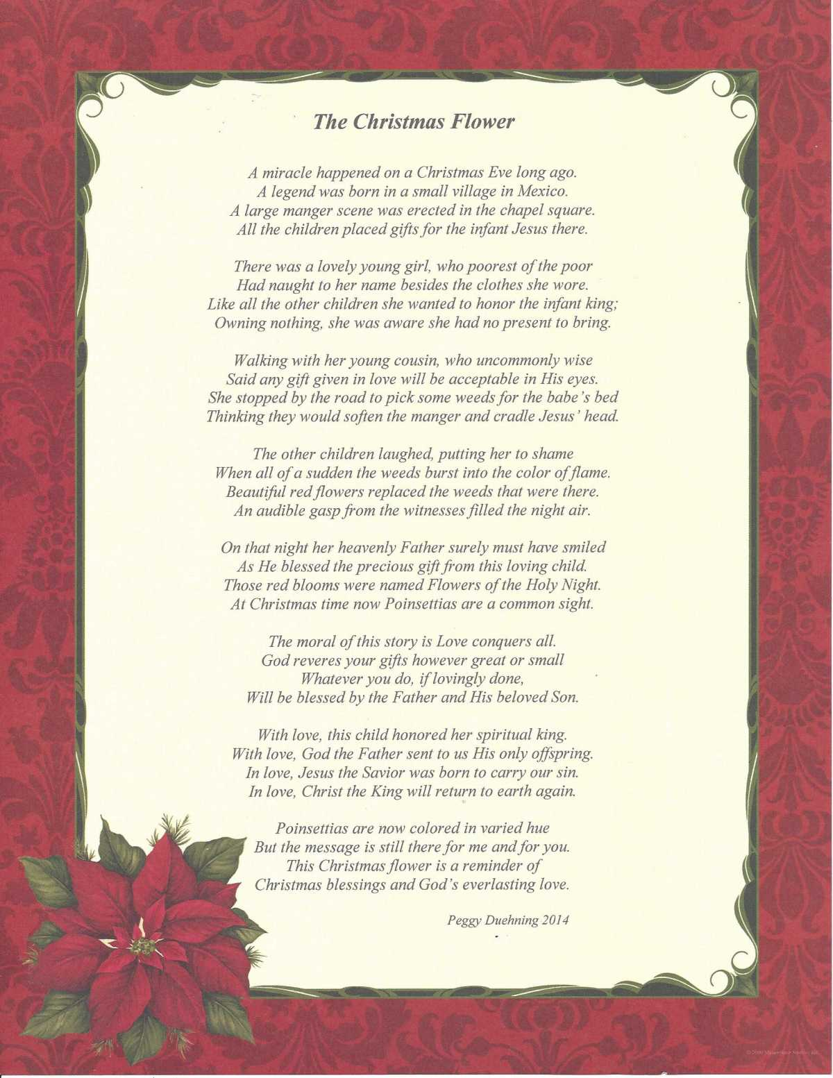 2014 Christmas Cards Letter Updates Friends Relatives